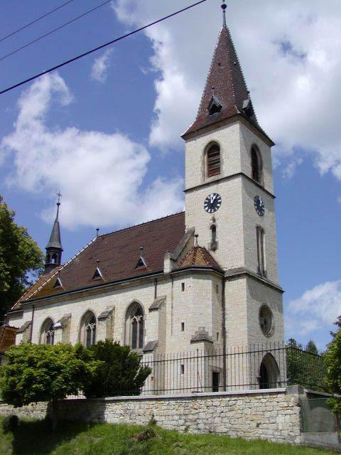 Kostel sv.Markéty