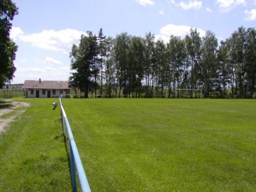 Fotbalové hřiště TJ Sokol Kroučová